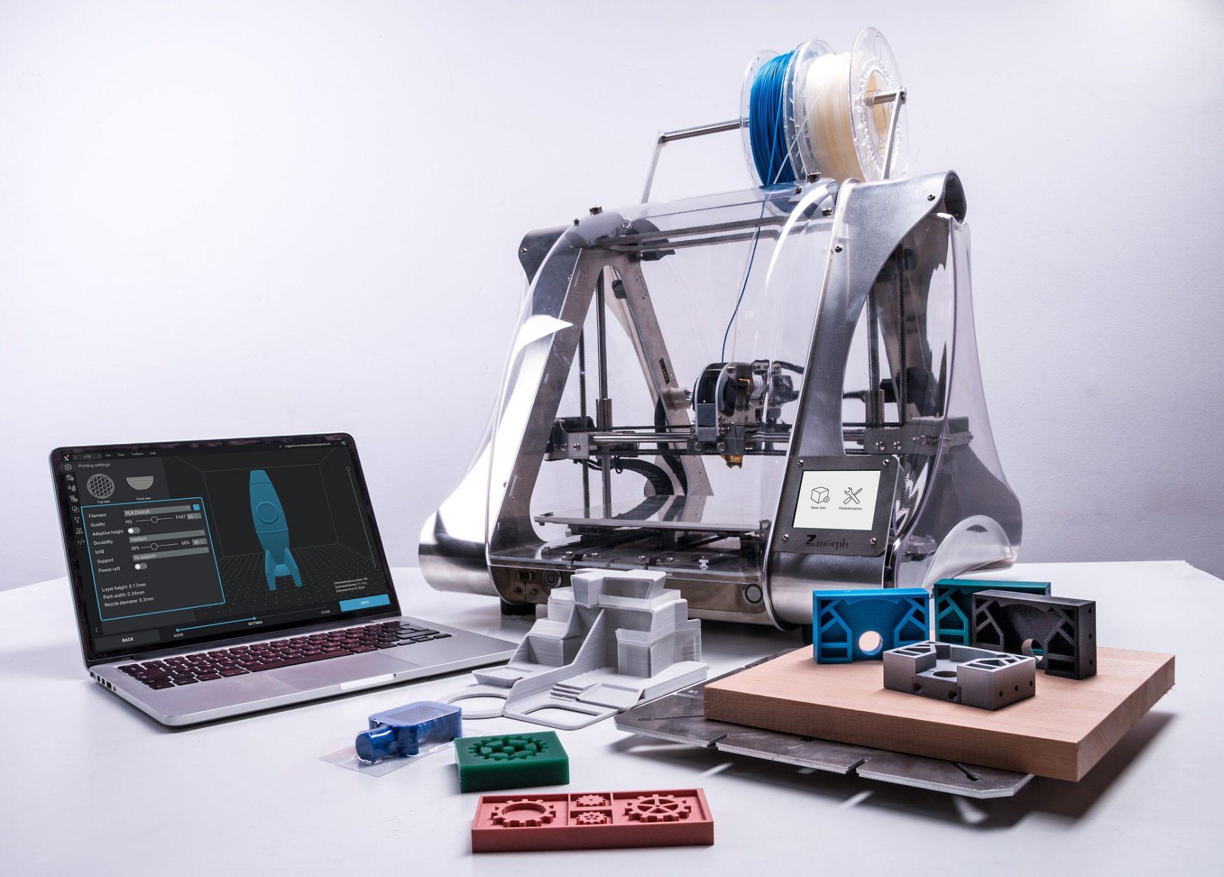 3d printer og computer